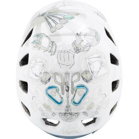 Edelrid Shield II Helmet Kids Petrol